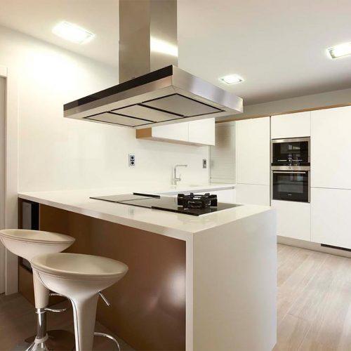 cocina lacada en blanco 2 p5