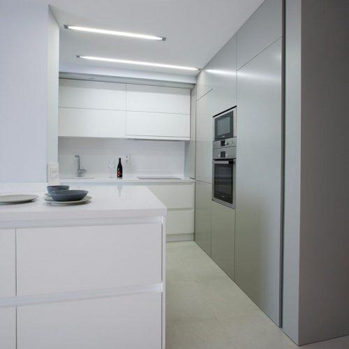 cocina lacada blanco p12