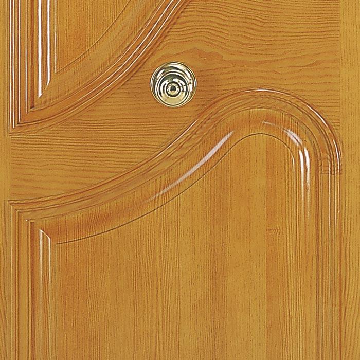 Moldura de unio elementos puerta de mobila Aníe