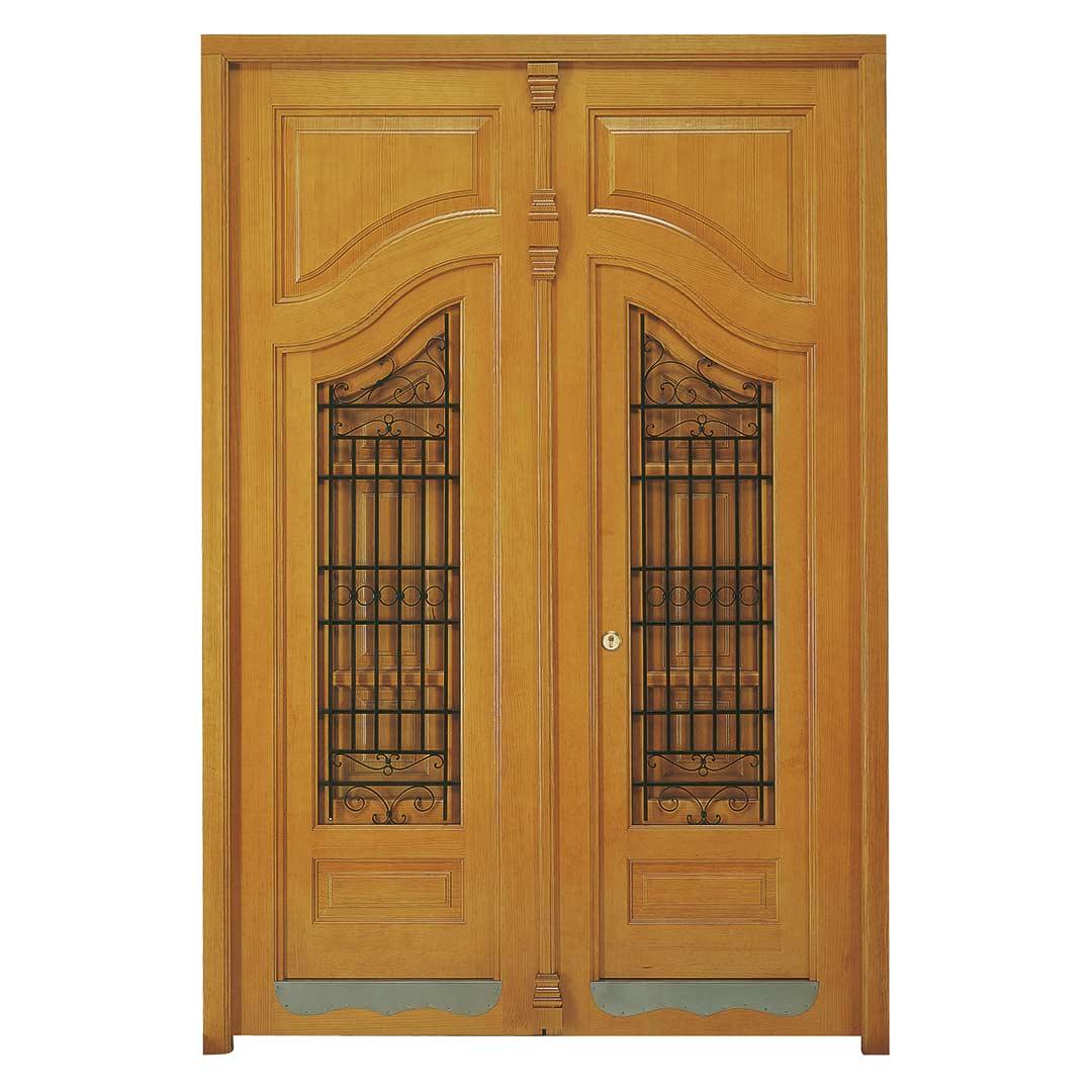 Puerta tradicional Valenciana de entrada