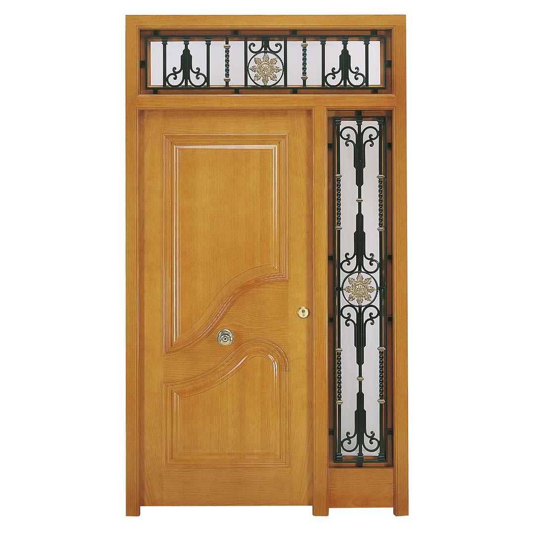 Puerta de mobila vieja para exterior modelo Aníe