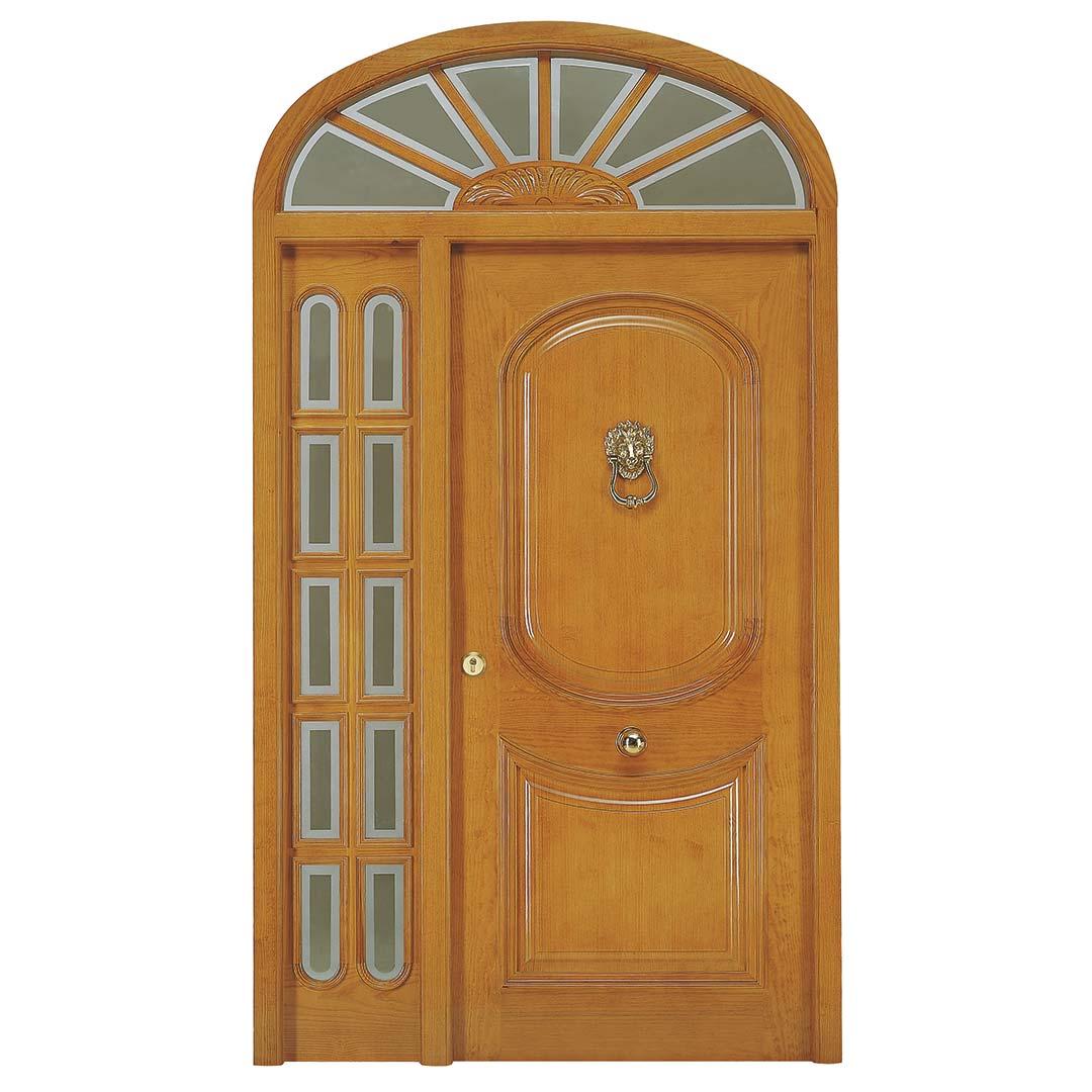 Puerta de mobila vieja para entrada Orhy