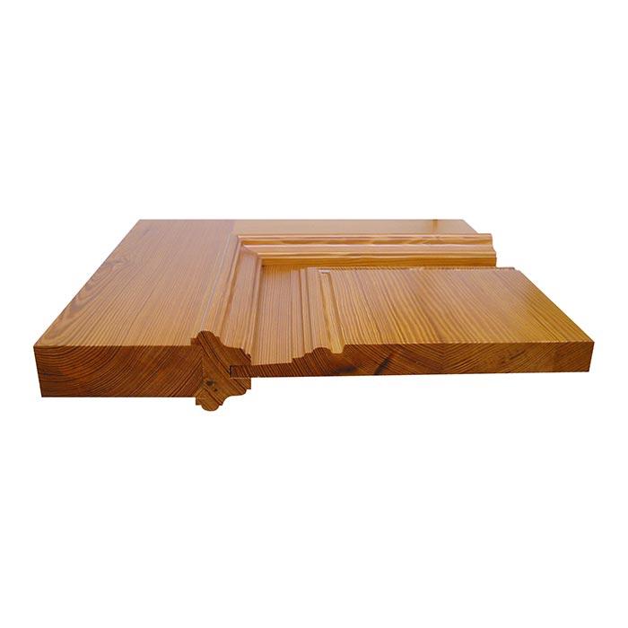 Moldura para puerta exterior de madera POSSETS